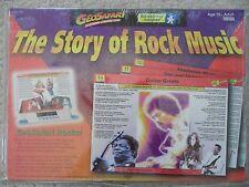 GEO SAFARI NEW~Story of Rock Music~GUITARISTS~STUDIO~SONGWRITING~SOUL & MOTOWN~