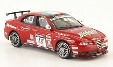 ALFA ROMEO 156 GTA #18 TAVANO PUEBLA 2006 1/43 RED ROT