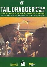 NEW Tail Dragger: My Head Is Bald - Live at Vern's Friendly Lounge (DVD)