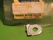 YAMAHA EW433 GP396 SS433 SR433 PRIMARY SHEAVE LOCK WASHER OEM #801-17688-10-00