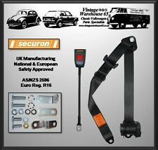 Volkswagen Splitscreen T1 T2 Camper Kombi Front 3 Point Automatic Seatbelt Kit