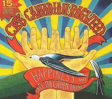 Cross Canadian Ragweed : Happiness and All The Other Things Country 1 Disc Cd