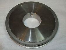 "Pulley Synchronous/Timming Belt, 75 Teeth 8""OD, 65mm Tapered Bore"