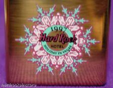 Las Vegas ~ 1997 CHRISTMAS Hard Rock HOTEL Zippo ~ MIB
