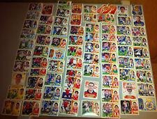 CROMOS ESTE 2011/2012 LOTE DE 79 CROMOS  NORMALES + 10 ULTIMOS FICHAJES SIN USAR