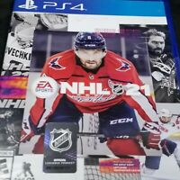 NHL 21 (Sony PlayStation 4 PS4) Brand New Factory Sealed