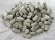 Two Pounds Ceramic Pellets Non Abrasive Rock Tumbler Lapidary Tumbling Supplies
