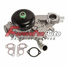 New Water Pump for 1999-2006 Chevrolet Silverado 4.8L 5.3L 6.0L Vortec