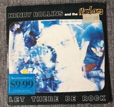 HENRY ROLLINS And The Hard-ons: Let There Be Rock CD AC/DC FAST FREE POST