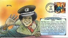 BEVIL HP CTC 1980's HIP HOP CULTURE MICHAEL JACKSON KING OF POP Sc 3190o