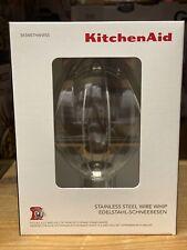 KitchenAid 5KSM5THWWSS Edelstahlschneebesen für 4,3 &4,8l Schüssel, unbenutzt