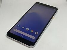 Google Pixel 3a XL 64GB White (Unlocked CDMA GSM) Android LTE Smartphone READ 07