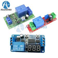 NE555 DC 12V Delay Time Relay Timer Switch Adjustable Module Digital LED Display