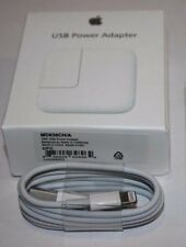 Genuine 12W USB Wall Charger & Cable for Apple iPad Mini Air iPhone X 5 6 7s 8