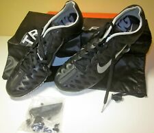 Nike Zoom MAXCAT 4 Athletic Track & Field Shoes Spikes NCAA RETURN! M-11.5, W-13