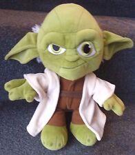 """Famosa Star Wars Character Yoda Plush Soft Stuffed Toy approx 11""""  *"""