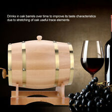 Botte/botti porta sacca bag in box di rovere per sacca da 10 litri di vino