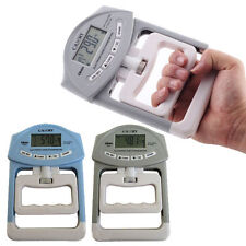 Electronic Fitness Equipment Dynamometer Digital Hand Grip Power Strength Tester