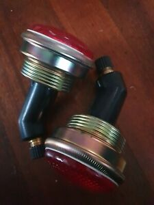 Land Rover Military stop/rear light Units Compleate X 2