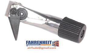 "Tube Cutter Mini Portable Adjustable 3-28mm(1/8""-1-1/8"") Copper Aluminum PVC"