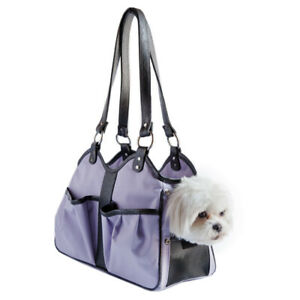 PETOTE METRO 2 Lilac Tote Dog Airline Carrier Bag 3 Sizes