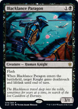Blacklance Paragon - Foil ~ Near Mint Throne of Eldraine UltimateMTG Magic Black