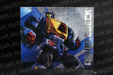 KFC Transformers E.A.V.I Metal MP Doubledeck w/ Stinger & Mandy Cassettes Figure