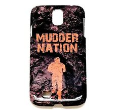Tough Mudder Nation Challenge Cell Smart Phone Galaxy S4 Case Protect Skin Cover