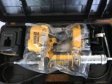 "DeWALT DCGG570 18V, Cordless, 42"" Grease Gun Tool Kit"