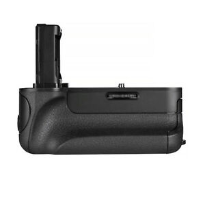 VG-C2EM Battery Grip Compatible with Sony A7II, A7RII, and A7SII Cameras