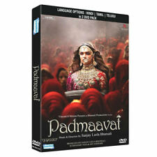 PADMAAVAT DVD - 2018 BOLLYWOOD MOVIE DVD 2-DISC COLLECTORS EDITION / DEEPIKA