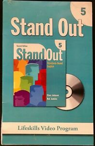 Cengage Learning Stand Out 5 Second Edition Lifeskills Video Program - ESL DVD