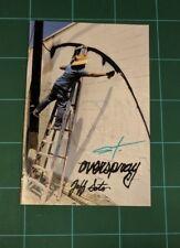 Jeff Soto Signed Art Zine Graffiti Spray Paint Pearl Jam Poster Overspray
