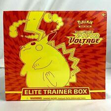 Pokemon TCG Sword and Shield Vivid Voltage Elite Trainer Box 8 Booster Packs