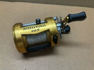 Penn international 965 reel loaded with#60 braid