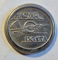 Ungarn / Hungary Telefonmarke: Telefon ERME Token MAGYAR Posta vz+ (1656