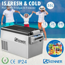 35L Portable Freezer Fridge Camping Car Boat Caravan Cooler Refrigerator