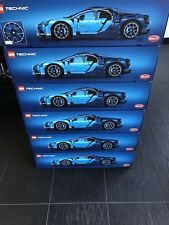2018 NEW RELEASE Bugatti Chiron - LEGO Technic 42083 FACTORY SEALED SOLD OUT