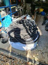 More details for ribbed flexi hose 40mm diameter  flexible corrugated aquatic pond 30m