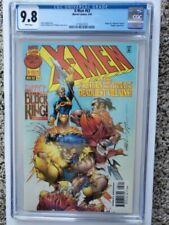X-Men 63 CGC 9.8 new slab!