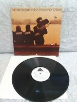 The BRECKER BROTHERS BAND~Back To Back~ARISTA  AL 4061 white label promo