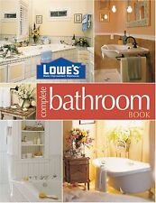 Lowes Complete Bathroom (Lowes Home Improvement)