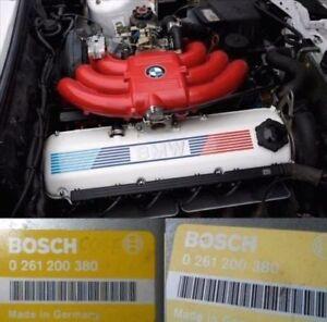 Power Chip Tuning for BMW M20B25 E30 E34 325i 525i ECU DME 0261200380