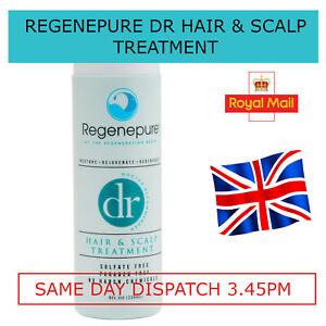 Regenepure DR DHT Blocking Shampoo, Sulfate Free Hair Growth Shampoo With Biotin