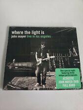 John Mayer - Where the Light Is: John Mayer Live in Los Angeles Jj1b