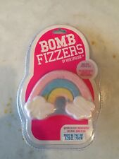 Bath Bomb Fizzers By Yoyo Lip Gloss Watermelon Scent Rainbow Shaped Bath Bomb