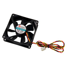 Y.S.Tech 12V 0.09A 80mm Case Fan KM128025LS