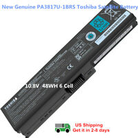 New Genuine Battery PA3817U-1BRS for Toshiba Satellite L655 L655D Laptop Series
