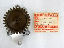 Kawasaki NOS NEW  16083-004 Oil Pump Assy KZ KZ400 1974-78