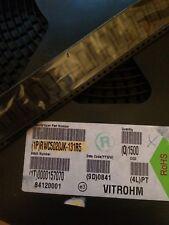 Res Wirewound 5020 15 Ohm 5%  2.2W Vitrohm RWC5020JK-131R5  10pcs £4.95 Z1837
